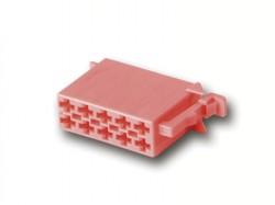 ISO Steckergehäuse 10polig