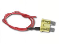 Stecksicherung mit Kabel 20 A