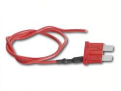 Stecksicherung mit Kabel 10 A