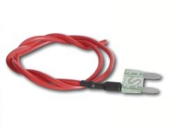 MINI Stecksicherung mit Kabel 30 A