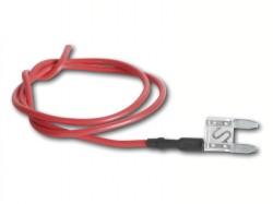 MINI Stecksicherung mit Kabel 25 A