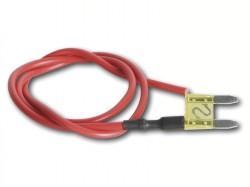 MINI Stecksicherung mit Kabel 20 A