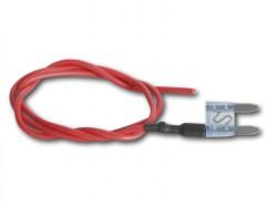 MINI Stecksicherung mit Kabel 15 A