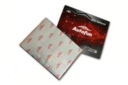 Alubutyl 2,0mm selbstklebend 10 Stk. 0,75m x 0,5m Werkstattpack 3,75qm
