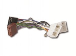 Radioadapter MAZDA bis Bj. 2001 auf ISO