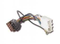 Radioadapter MITSUBISHI ab 1996 auf ISO