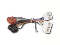 Radioadapter MITSUBISHI bis 1996 auf ISO