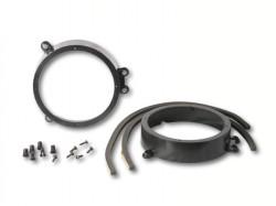 Lautsprecherringe MERCEDES C-Klasse(W203), CLK, CLC , 165mm, Türen vorne