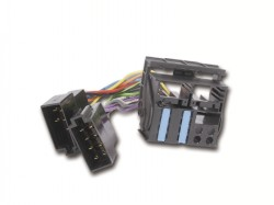 Orginalradio BMW auf ISO Buchse ab 2001