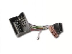 Radioadapter FORD ab 2003 mit Tel.Mute Quadlock - ISO