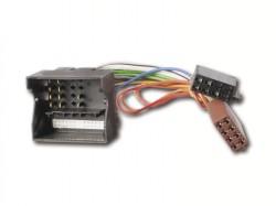 Radioadapter MERCEDES E,SLK,CLK ab 2004 Quadlock - ISO