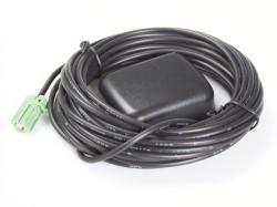 GPS Antenne für Innenmontage, 5m Kabel, HRS (z.B. PIONEER F-Geräte)