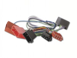 Aktivsystemadapter MINI ISO +Strom Verlängerung