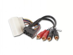 Aktivsystemadapter HYUNDAI, KIA mit OEM Amplifier