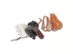 Radioadapter INFINITY ab 07,  NISSAN ab 07, OPEL Movano ab 14 - ISO