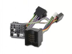 Freisprechadapter CITROEN, PEUGEOT mit Quadlock - ISO
