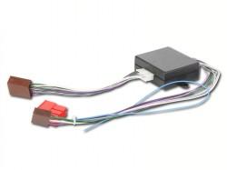 Aktivsystemadapter ALFA ROMEO, LANCIA, MERCEDES mit 21 pol. Mini ISO BOSE System
