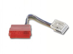 Adapter Quadlock 12 pol auf 21 pol MINI ISO