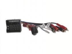 Vollaktivsystemadapter AUDI Quadlock mit BOSE