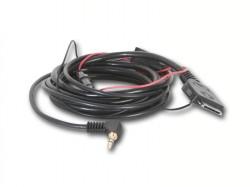 IPOD Adapter auf 3.5 Klinke  mit Ladefkt.