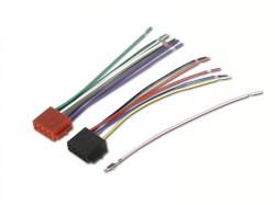Universal ISO Set Strom + Lautsprecher auf offen Enden
