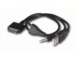 IPOD Adapter auf USB und Klinke