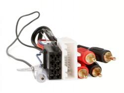 Aktivsystemadapter NISSAN mit OEM Amplifier