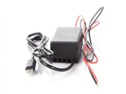 Universal Ladeanschluss für APPLE mit Lightning Stecker von 24/12V auf 5V -2,1A