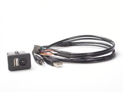 USB/AUX Replacement OPEL Antara, Corsa D, Adam