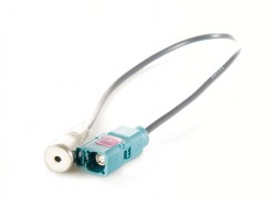 Antennenadapter FAKRA(F) - ISO(F) Kabel 30cm