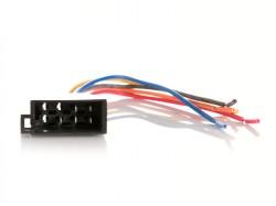 ISO Buchse Strom - offene Enden