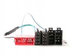 Aktivsystemadapter AUDI A2, A3, A4, A6, A8 Aktivsystem mit 20pol MINI ISO
