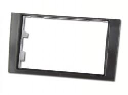 Radioblende AUDI A4 2002-06 2DIN schwarz