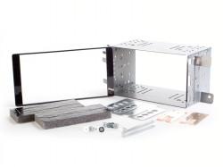Radioblende SUBARU Forester, Impreza, XV 2DIN schwarz Installer Kit