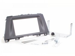 Radioblende MAZDA 5 ab 2011 2DIN schwarz Installer Kit