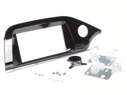 Radioblende KIA Ceed ab 2012 2DIN Piano black Installer Kit