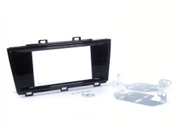 Radioblende SUBARU Outback ab 2015 2DIN piano black Installer Kit