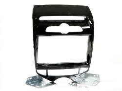 Radioblende HYUNDAI ix20 ab 2010 2DIN piano black Klimaautomatik