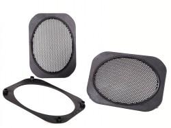 Lautsprecherringe CHEVROLET Matiz ab 1998-10, 150x90mm, Heck