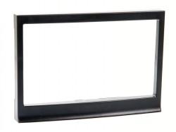 Radioblende PORSCHE 911(996) ab1997-06 2DIN schwarz