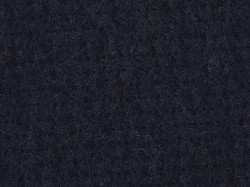 Moquette blau-schwarz gerippt - Meterware!