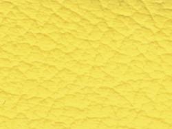 Kunstleder  Sonnen - Gelb