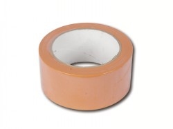 Abklebeband glatt orange