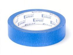 Klebeband 25mm blau für Lack