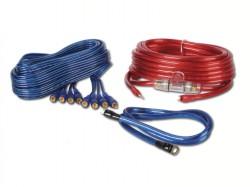 Kabelset 16qmm für 4-Kanalverstärker