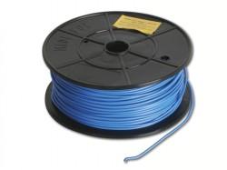 Remote Kabel 0,75qmm blau