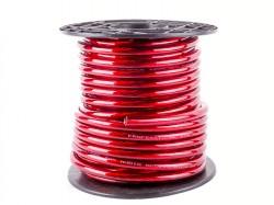 Stromkabel 20qmm Rollenware rot KUPFER