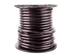 Stromkabel 20qmm Rollenware schwarz KUPFER