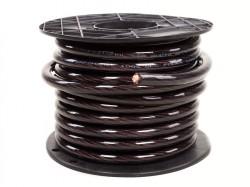 Stromkabel 50qmm  Rollenware KUPFER schwarz