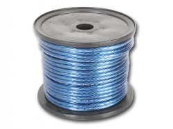 Stromkabel 10 qmm Rolle 50m CCA